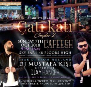 Kulup Events presents Cati Kati 2 – 7th October 2018