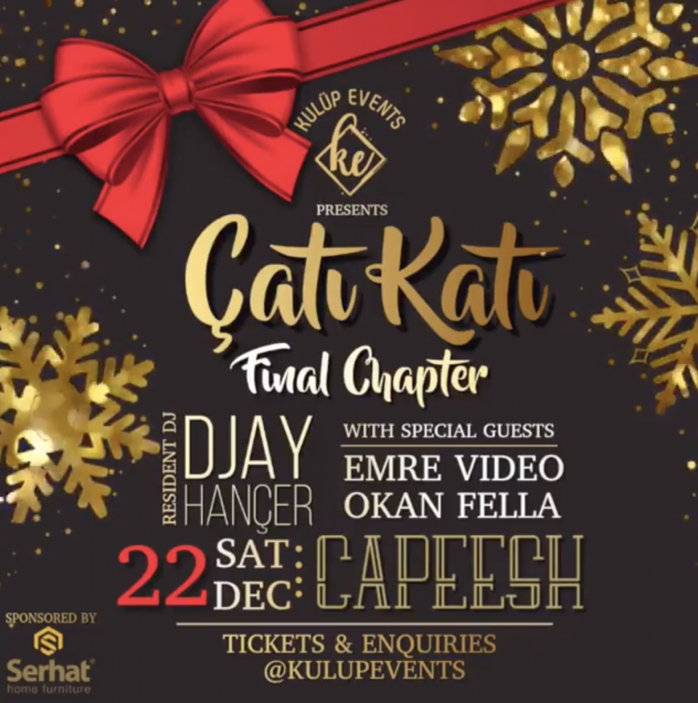 Cati Kati Final Chapter 22:12:18 - Capeesh Sky Bar